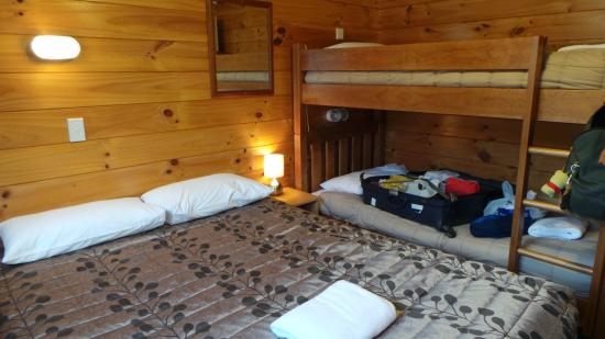 Fox Glacier TOP 10 Holiday Park: deluxe 2-bedroom apartment that sleeps 6