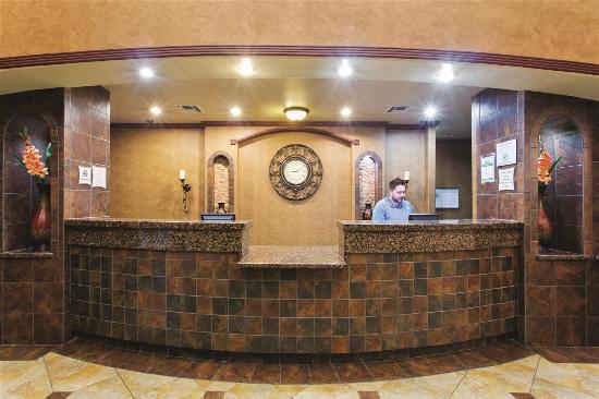 La Quinta Inn & Suites Schertz: Lobby