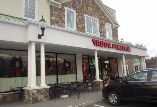 tabor pizza morris plains restaurant reviews photos tripadvisor. Black Bedroom Furniture Sets. Home Design Ideas