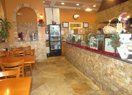 Morris Plains, NJ: Tabor Pizza