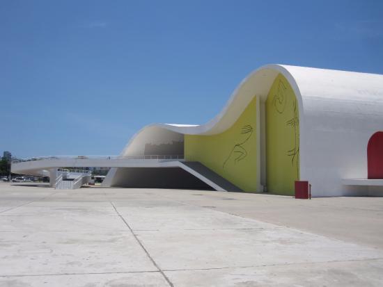 f4fce41b905ed0 O Teatro Popular  fotografía de Teatro Popular Oscar Niemeyer ...