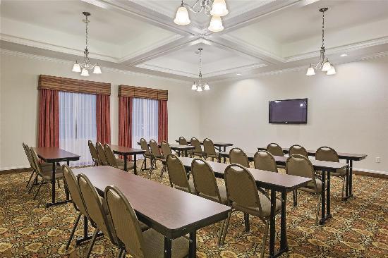 Gun Barrel City, TX: Meeting room
