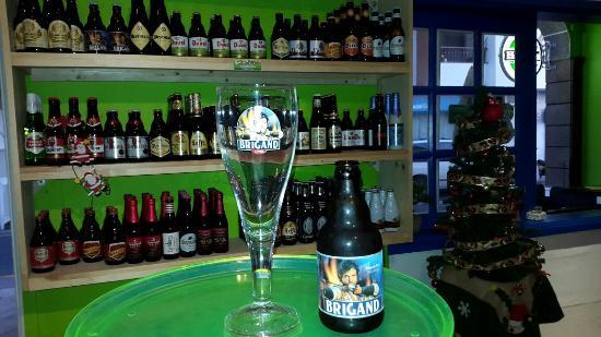 Caspers Belgian beers & cocktails