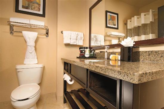 La Quinta Inn & Suites Denton - University Drive: Guest room