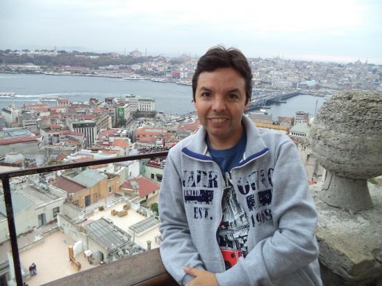 Hotellino Istanbul: Torre Galata