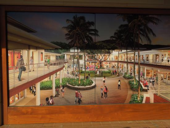 Whaler's Village: In the future it may look like this