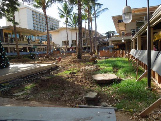 Whaler's Village: Construction zone #4