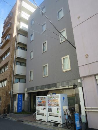 WEB Hotel Tokyo Asakusabashi : 外観