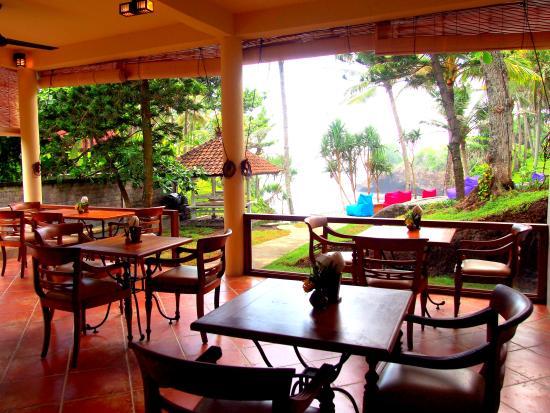 Selemadeg, Indonesia: Secret Bay Restaurant
