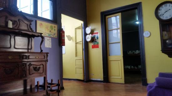 Hostal Providencia: Habitaciones