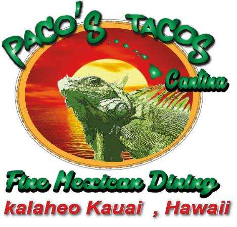 Kalaheo, هاواي: pacos tacos cantina