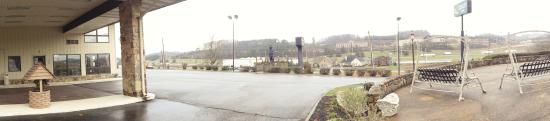 Quality Inn Interstate: The Panoromic View