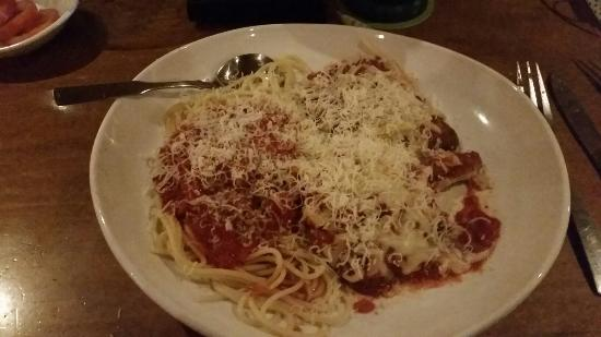 Dinner Picture Of Olive Garden Schaumburg Tripadvisor