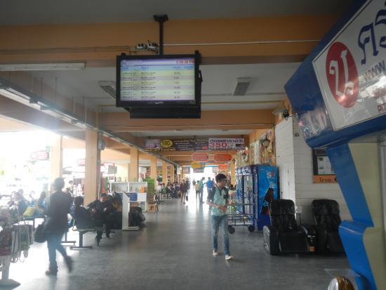 Chiang Mai Provincial Arcade Bus Terminal