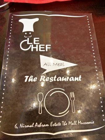 Le Chef - The Restaurant