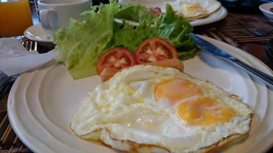 Sathu Boutique House: breakfast