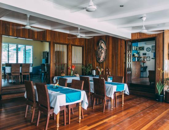 Rapopo Plantation Resort: Restaurant