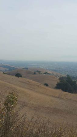 Garin Regional Park: View from Peak at Garin Park...