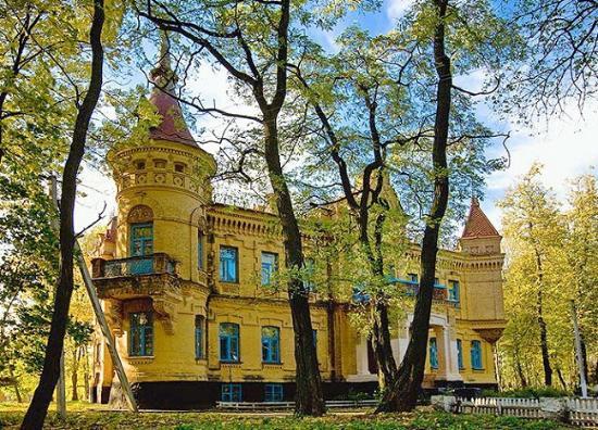 Palace Uvarova Turchinovka