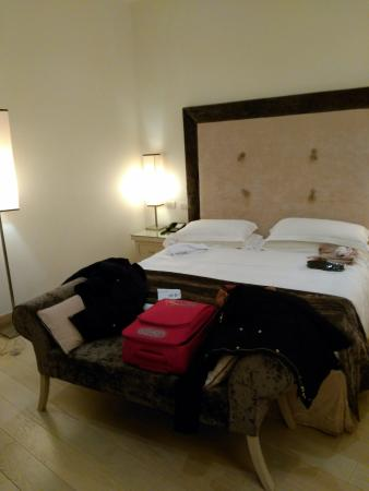 La nostra camera con cabina armadio - Picture of Hotel Palazzo ...
