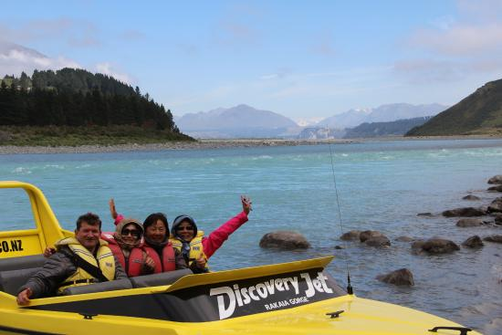 Canterbury Region, Neuseeland: Christmas Eve 2015 blast up the Rakaia Gorge