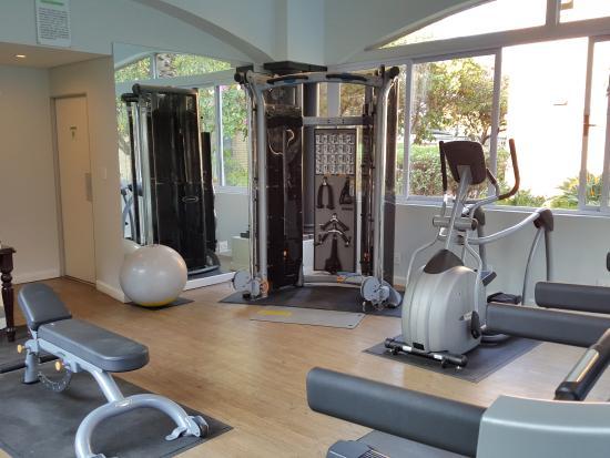 Holiday Inn Johannesburg Airport: Gym