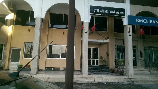 تازة, المغرب: Hotel Amine