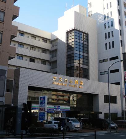 Escale Yokohama: 外観