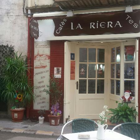 Cafés y Tes LA RIERA