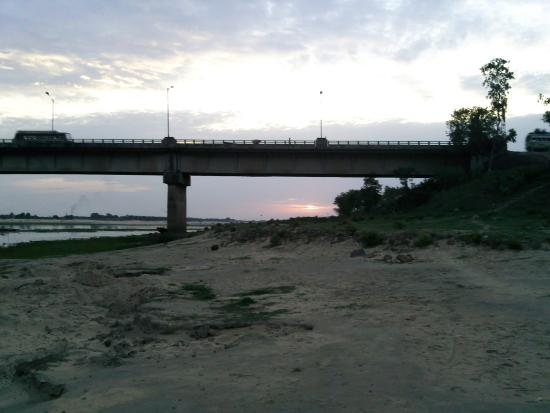 Bardhaman District, Índia: Sadarghat Bridge