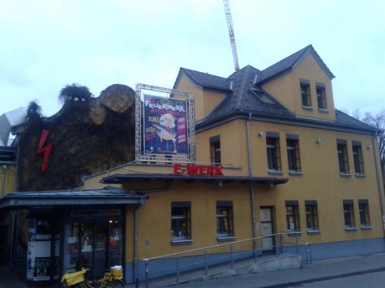 E-Werk Kulturzentrum