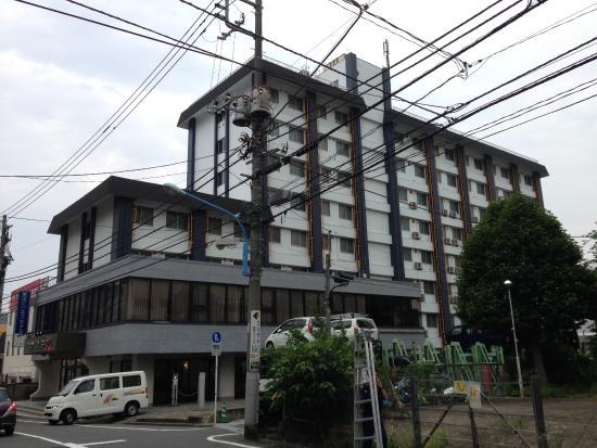 Tokyo Business Hotel : 外観