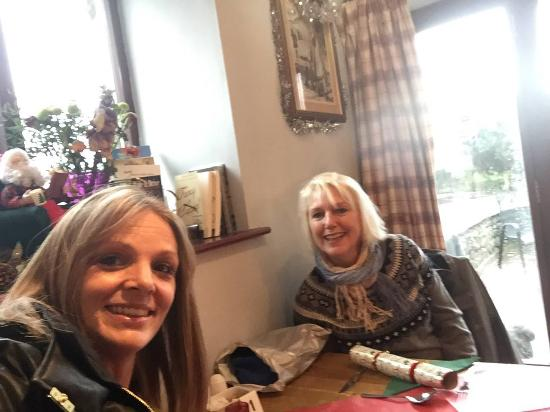 Austwick, UK: Christmas lunch 2015