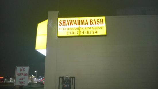Shawarma Bash
