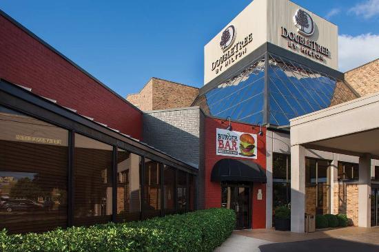 Murfreesboro, TN: Burger Bar Entrance