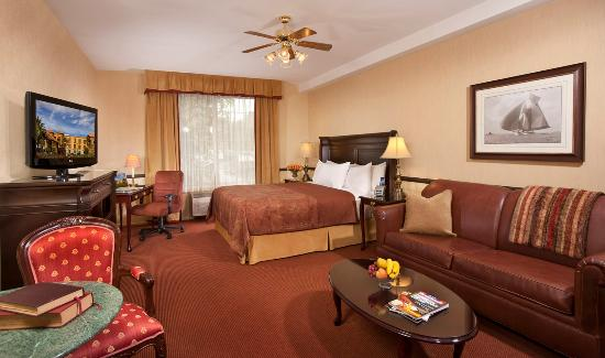 Ayres Suites Mission Viejo: MVKing Web