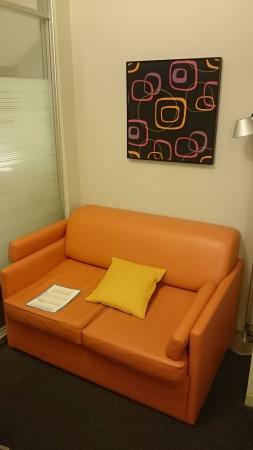 Citadines Shinjuku Tokyo: sofa