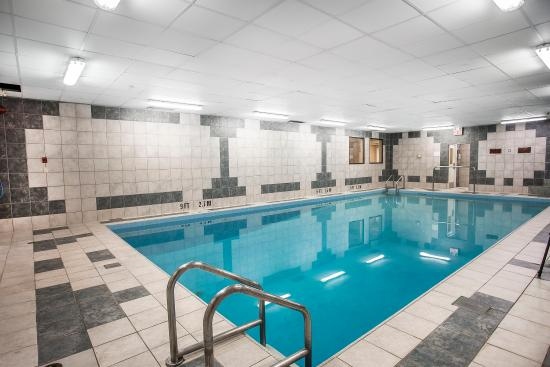 Goffs, Canada: Indoor pool