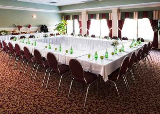 Goffs, Canada: Meeting Room