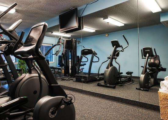 Goffs, Canada: Fitness Room