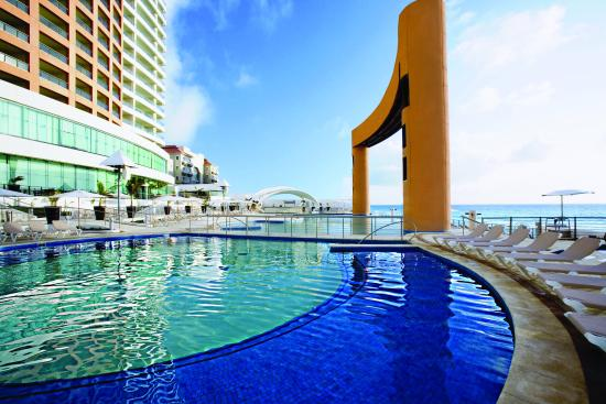 Beach Palace Cancun Mexico Resort All Inclusive