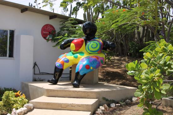 Santa Catharina, Curaçao: The Grand ChiChi