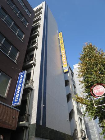 Super Hotel JR Ueno Iriyaguchi: 外観