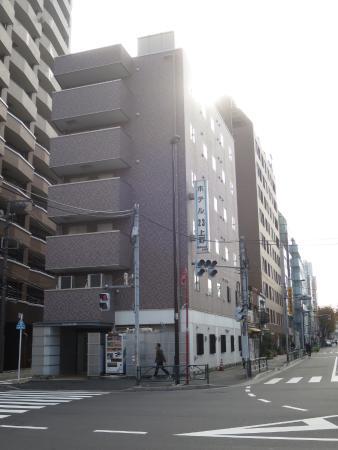 上野商務旅館23