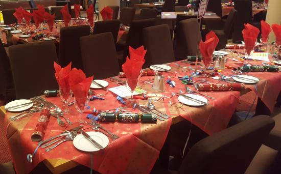 Britannia Bolton Hotel: Christmas Meal