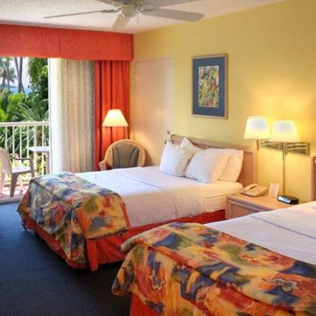 Magnuson Hotel Marina Cove: Guest Room Double beds