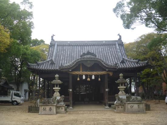 Tsudatemma Shrine
