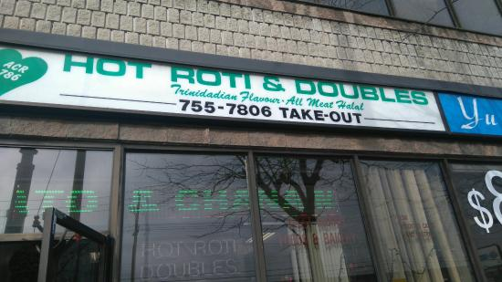 Acr Hot Roti & Doubles