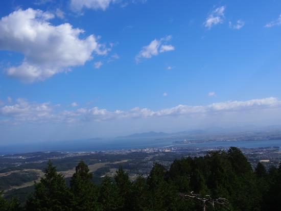 Hieizan Driveway: 昼間