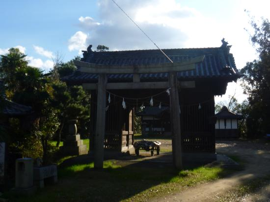 Kokarasu Shrine